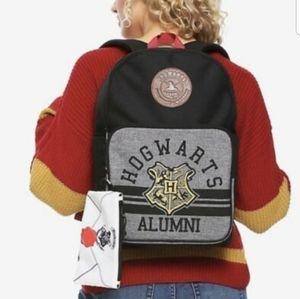 Harry Potter Hogwarts Alumni Backpack School Book